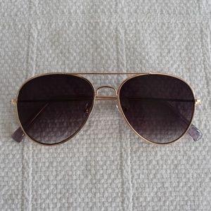 American Eagle Aviator Sunglasses